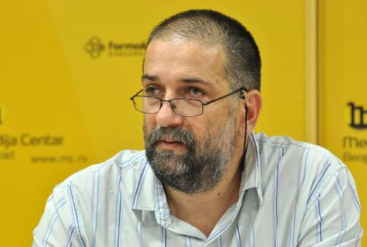 Novinari regije solidarno s Obradovićem i Dojčinovićem
