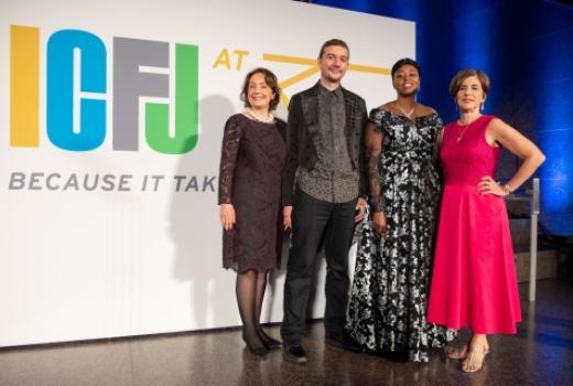 Poziv za Knight International Journalism Award