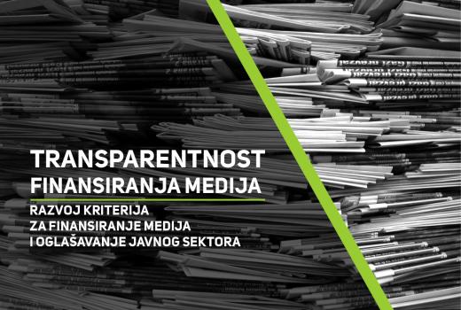 Transparentnost finansiranja medija