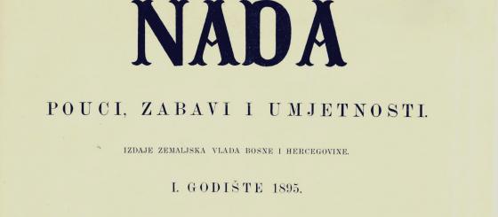 Prvi ilustrovani magazin u BiH