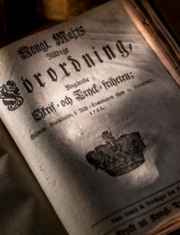 CRD marks the 250th anniversary of the Swedish Freedom of the press act