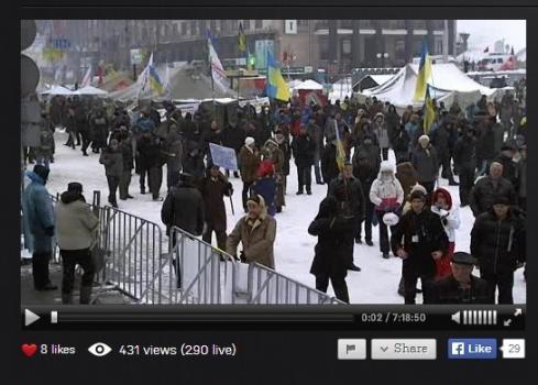 Bambuser: Korak do live prenosa