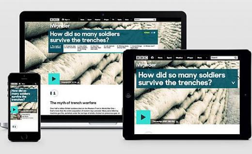 BBC: Interaktivni prikaz Prvog svjetskog rata