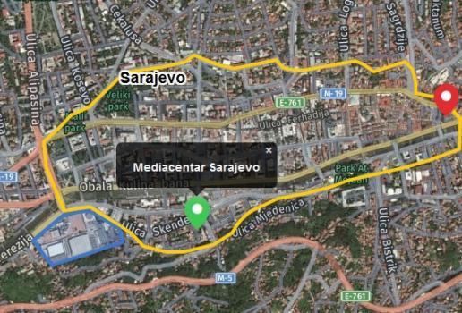 MapHub: Kreiranje mapa