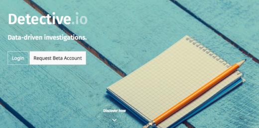 Detective.io: Novi alat za istraživačko novinarstvo