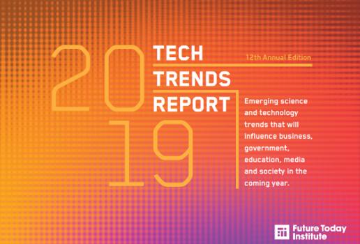 Nadolazeći tehnološki trendovi u 2019.