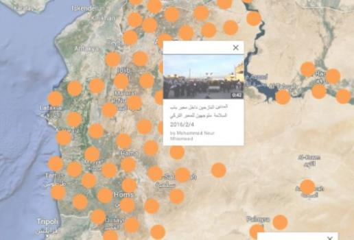 Montage: Video snimci iz konfliktnih zona