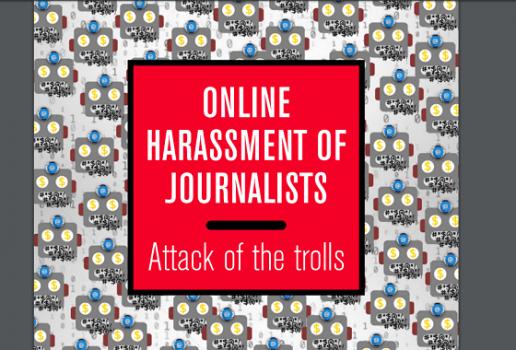 Online uznemiravanje novinara: Napad trollova