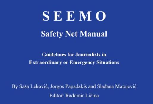 Safety Net Manual for Journalists
