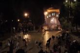 Nasilje nad palestinskim medijskih radnicima u Jerusalemu