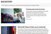 Reuters pokrenuo Backstory kako bi približio čitaocima proces nastajanja priče