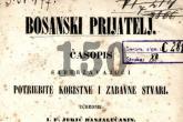 Prvi novinari i publicisti u BiH (I)