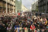 Hiljade Mađara protestovalo protiv kršenja medijskih sloboda