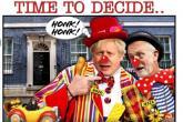 Izbori u Velikoj Britaniji: Šta su poručile novine - za koga glasati?