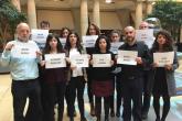 Akcija solidarnosti s turskim novinarima