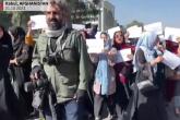 Talibani napali novinare koji su izvještavali sa protesta za prava žena u Afganistanu