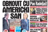 """Trump i Clinton """"ugrozili"""" Izetbegovića i Čovića"""