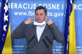 Kabinet premijera Novalića osudio TVSA zbog emitovanja konferencije za medije