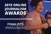 Online News Association: Dodjela nagrada za dostignuća u online novinarstvu