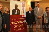 Društvo novinara BiH: Nagrade za najbolje bh. novinare u 2014.