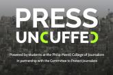 Press Uncuffed: Kampanje za podizanje svijesti o problemu zatočenih novinara