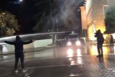 Policija u Albaniji privela, pretukla i oslobodila dvojicu novinara koji su izvještavali sa protesta