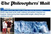 Britanski filozofi pokrenuli filozofsku inačicu Daily Maila