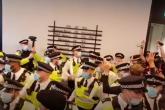 Antivakserski demonstranti okupirali sjedište ITV Newsa i Channel 4-a u Londonu