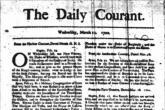 Prvi engleski dnevni list objavljen prije 314 godina