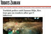 Očekuje se reakcija EU zvaničnika o dešavanjima u listu Zaman