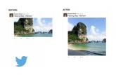 Twitter: Od sada fotografije u originalnoj veličini